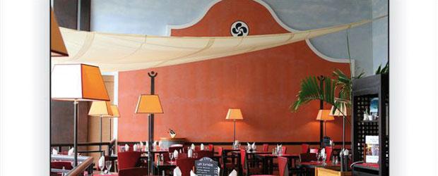 restaurant brasserie le fronton aeroport biarritz