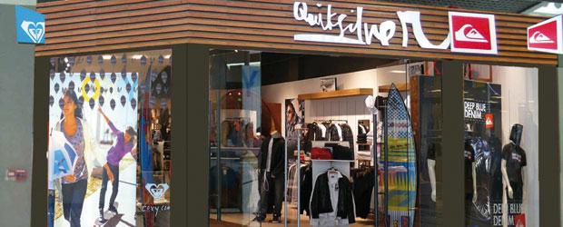 magasin quiksilver aeroport biarritz
