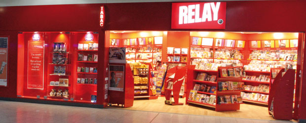 boutique relay aeroport biarritz